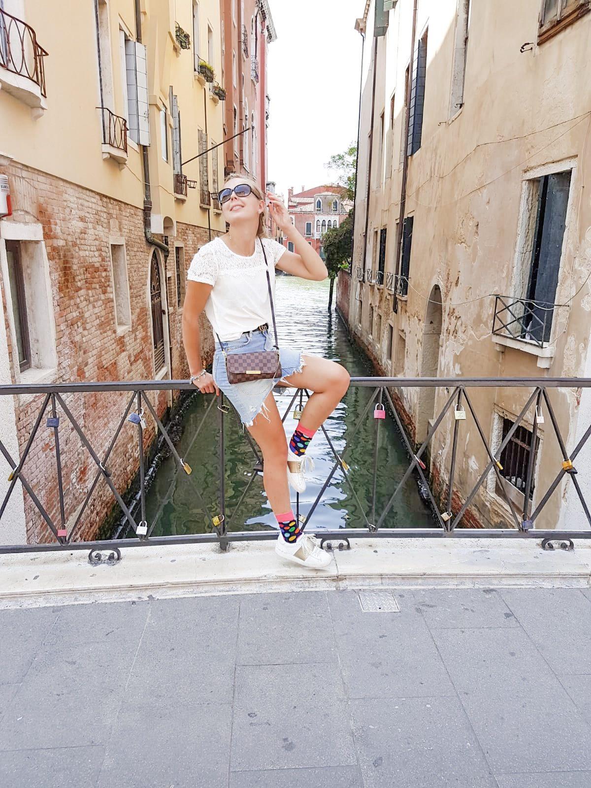 Venetië - happy socks