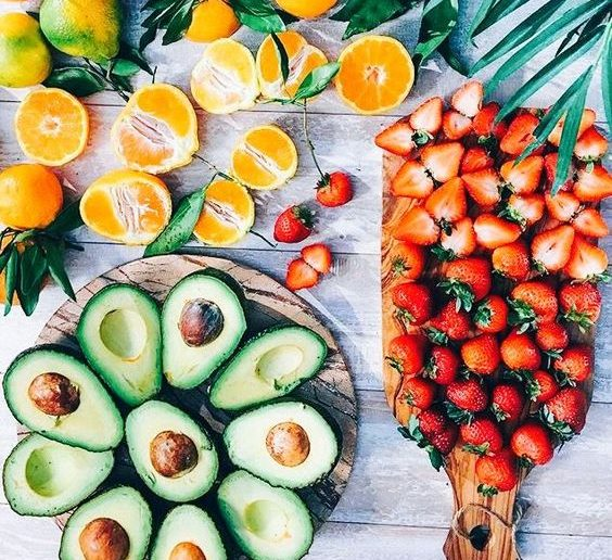 Fruit en veggies