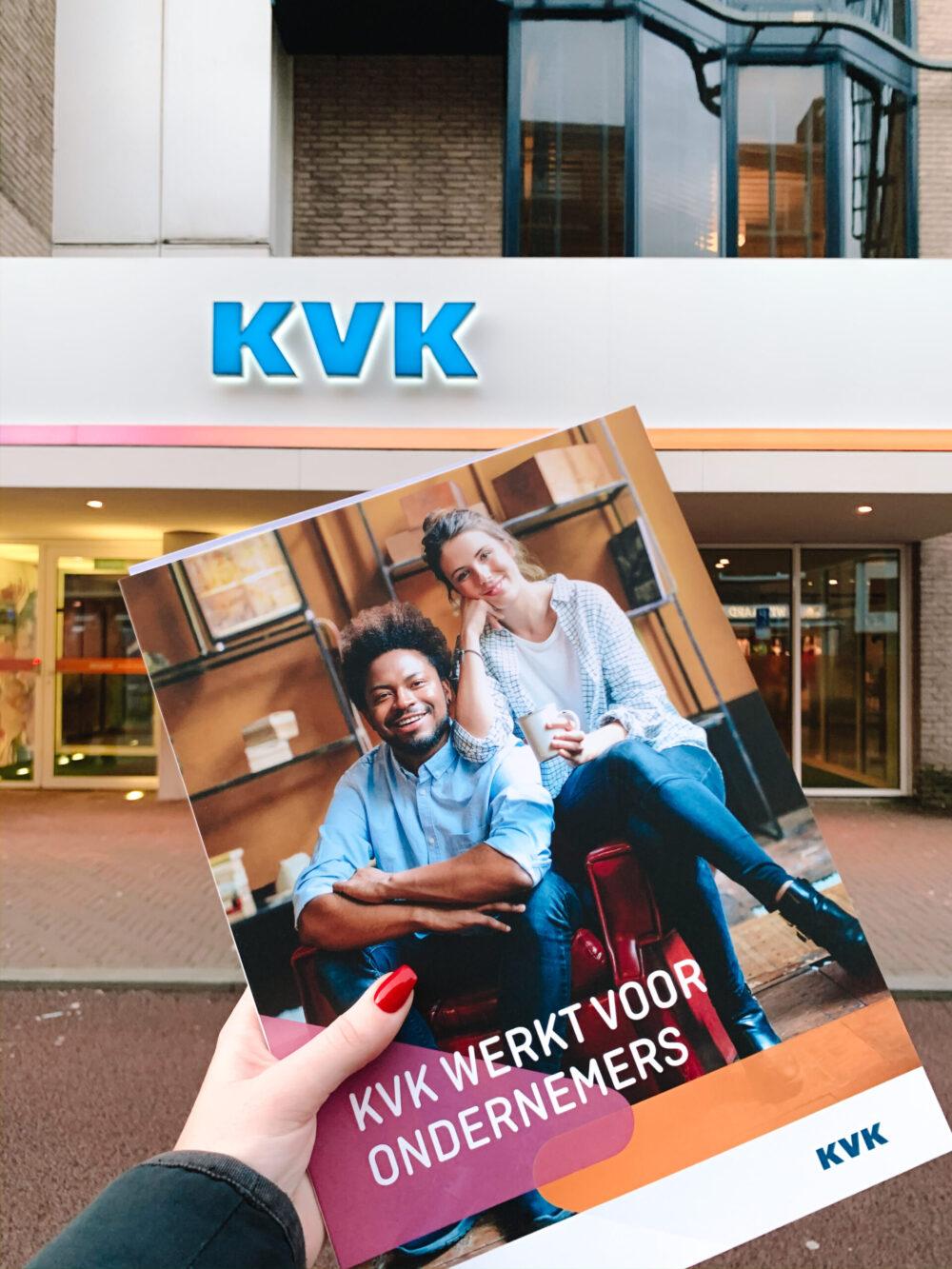 Inschrijving AmbitiEmma in KVK
