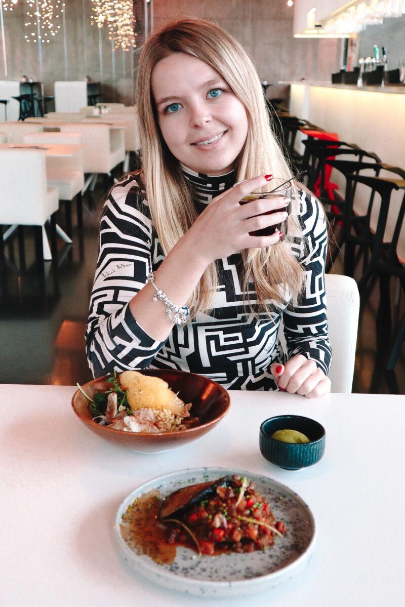 Emma in nhow Rotterdam
