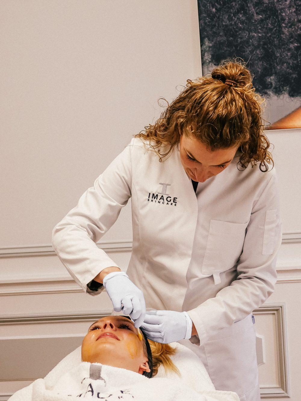 Facial behandeling