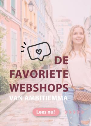 favoriete webshops