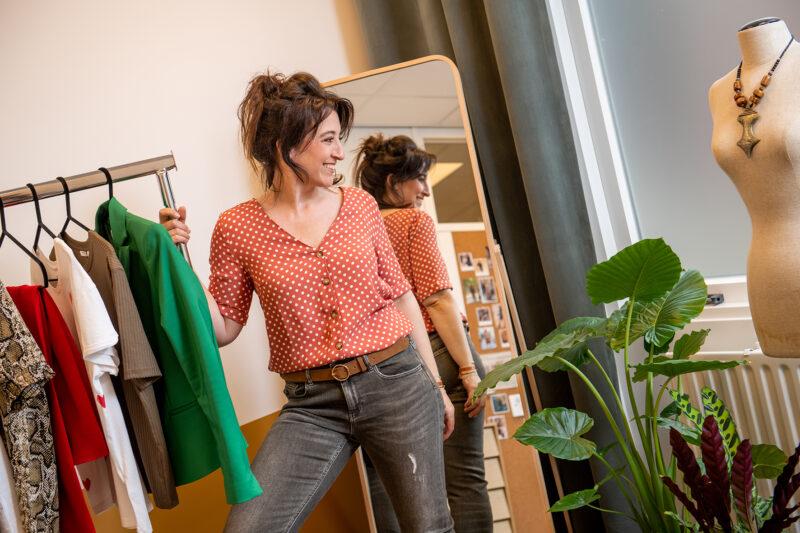 Personal stylist Kim